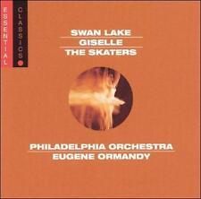 Tchaikovsky: Swan Lake; Adam: Giselle; Meyerbeer: The Skaters (NM CD, Apr-2003