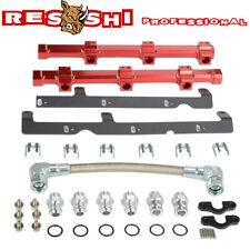 Fuel Rail Line Kit for Nissan GT-R R35 VR38DETT 2007-2012 High Flow RED Color