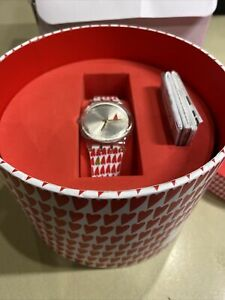 SWATCH Watch 2018  HEARTY LOVE GZ314S Valentine Special Packaging New In Box!