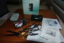 CANON PowerShot ELPH SD1300 IS 12.1 MP Digital Camera 4x ZOOM w/ LEATHER CASE pc