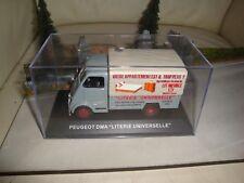 Ixo - Peugeot DMA Literie Universelle - FF6