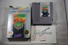 Life Force (Nintendo NES) Complete in Box POOR