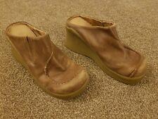 Ladies Heeled Shoes, Brown, Size 5, Shoobiz