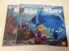 FINDING DORY #1-3 (DISNEY MOVIE/JOE BOOKS/2016/1ST PRINT/NEMO/1217139) FULL SET