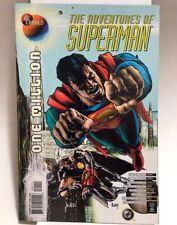 THE ADVENTURES OF SUPERMAN One Million 1000000 (Nov 1998, DC) NM UNREAD!