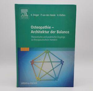 Osteopathie - Architektur der Balance Dräger Heede Kleßen Buch  K1