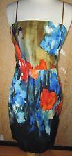 Womens Anthropologie Moulinette Soeurs Watercolor Spagetti Strap dress A