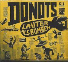 DONOTS / LAUTER ALS BOMBEN * NEW CD2018 * NEU