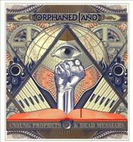 ORPHANED LAND - UNSUNG PROPHETS AND DEAD MESSIAHS * NEW CD