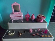 Re-ment Miniatures Lovely Pink Assorted Items
