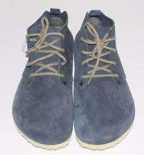 BIRKENTSTOCK~NEW~MEN'S~NAVY~SUEDE *DUNDEE* CASUAL LACE UP ANKLE BOOTS SHOES~42