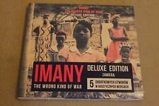 Imany - The Wrong Kind Of War (Deluxe Edition) (CD)  POLISH RELEASE