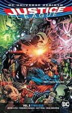 Justice League, Vol. 3: Timeless (Rebirth) by Bryan Hitch (DC, 2017, TPB) New!