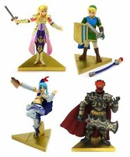 Zelda Musou Stand Figure (2015) Brand New Factory Sealed Japan Gashapon Toys