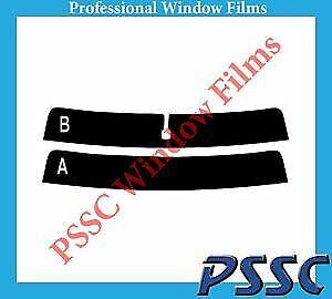 PSSC Pre Cut Sun Strip Car Window Films For Lexus IS 250 Saloon 2005-2010