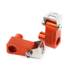 Motorcycle Fog Light Bracket Modification Support Holder Fit Yamaha YZF R6 R1(Fits: 1985 CR125)