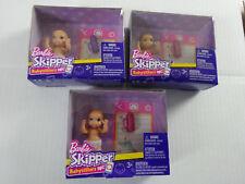 Barbie Skipper  BABYSITTERS Inc.~ SET OF 4 DIFFERENT MINI BABY DOLLS~ NIB~ CUTE!