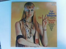 LOS INDIOS TABAJARAS - The Very Thought of You - Peace Hippy Cover - LP