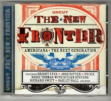 (GQ67) The New Frontier, 15 tracks various artists - 2007 - Uncut CD
