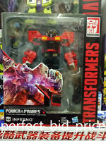 Transformers Inferno Hasbro E1145 Voyager Class Autobots Action Figure In Stock