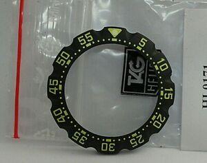 TAG Heuer Midsize  33.3mm F1 Neon Yellow Bezel  WA1216   376.513
