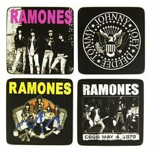 Product Types Ramones - Coasters Set of 4 in Sleeve