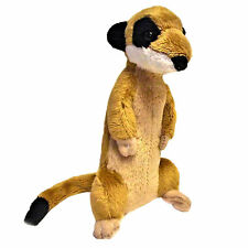 Pack of 10 Meerkat 14cm Soft Toys - Wholesale Cuddly Toys - Suitable for ages 0+
