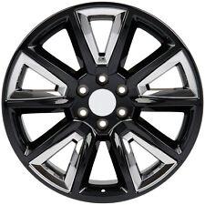 "22"" Wheels For Chevy Silverado Avalanche Tahoe GMC Suburban Yukon Rims Set of 4"