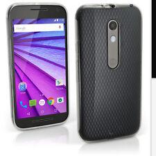 Carcasas de color principal transparente para teléfonos móviles y PDAs Motorola