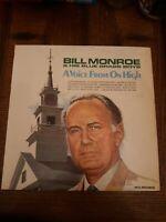 BILL MONROE & His Bluegrass Boys A Voice From in High LP Record Vinyl Bluegrass