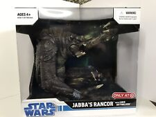HASBRO STAR WARS LEGACY COLLECTION JABBA'S RANCOR & LUKE SKYWALKER  TARGET EXCL