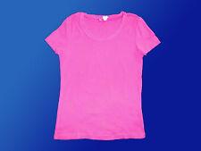 haut pour femmes T-shirt bases Hirt rose gr. 100% COTON COMME NEUF