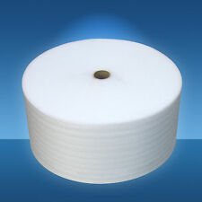 Schaumfolie 2 mm  30 cm breit 125 m lang, 1 Rolle Isolierfolie Oberflächenschutz