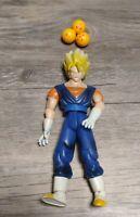 SS Vegito Action Figure Jakks Dragon Ball Z DBZ Super 2003 Vegito Vegetto Saiyan
