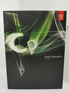 Adobe Captivate 6 Windows Retail Box | 65185764