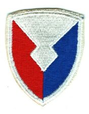 Army Patch:  Materiel Command - cut edge