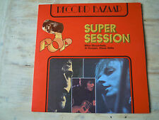 Mike Bloomfield, Al Kooper, Steve Stills - SUPER SESSION (Lp) Press ITALY 1976