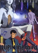 DVD - LUPIN THE THIRD RETURN OF PYCAL  - JAPPONESE SOTTOTITOLI IN ITALIANO NUOVO