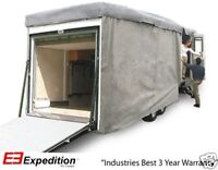 Expedition Premium RV Trailer Cover Toy Hauler Fits 32-36 foot. 32 to 36 FT