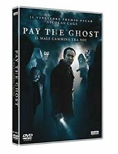 Dvd PAY THE GHOST - IL MALE CAMMINA TRA NOI - (2016) ....NUOVO