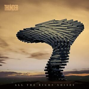THUNDER ALL THE RIGHT NOISES CD (Released March 12th 2021)