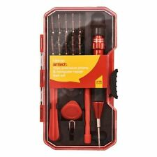 Amtech 17 Piece Precision Phone & Computer Repair Tool Set