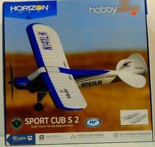 HobbyZone Sport Cub S 2 Rtf with Safe Hbz44000 Box Damage! No Reserve