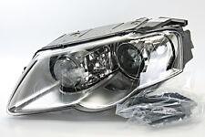 VOLKSWAGEN PASSAT B6  2005-2007 Clear Xenon Headlight Dynamic FBL LEFT VALEO