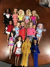 BARBIE DOLL LOT OF 14