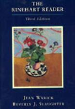 The Rinehart Reader, Jean (Jean Wyrick) Wyrick, Beverly Slaughter, Good Book