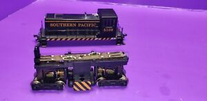 AS IS Bachmann Spectrum HO Scale Southern Pacific GE 70 Ton Diesel #5108  #81104