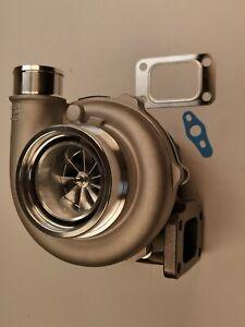 GT35 GT30 GTX3076R Dual Ball Bearing billet Turbocharger T3 1.06 Turbine A/R .60