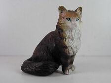 S81B- Schleich 16601 - Norwegische Waldkatze / norwegian forest cat