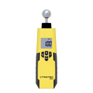 TROTEC Feuchtemessgerät BM31 Feuchtigkeitsmessgerät Feuchteindikator Baufeuchte